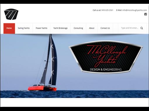 McCollough Yachts
